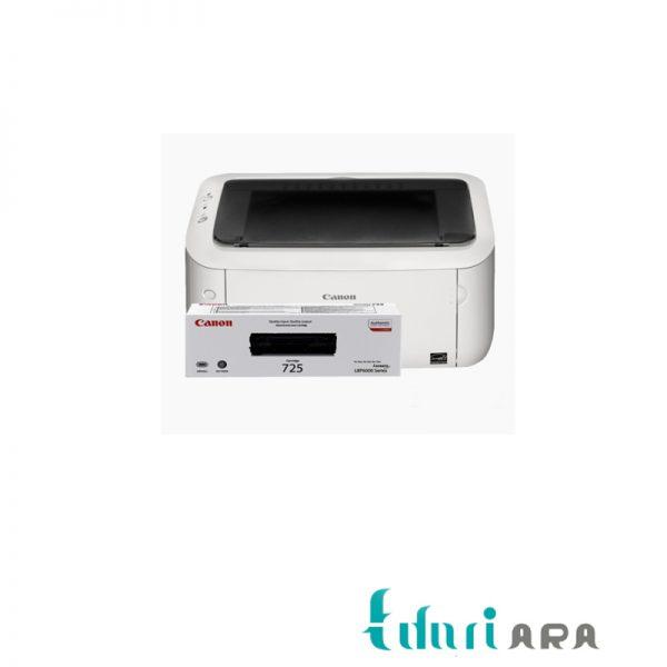 کارتریج پرینتر لیزری کانن مدل LBP-6030 ، با رنگ تونر مشکی است و میزان کارکرد ان برابر با 1500 برگ (کارتریج سیلور) میباشد.