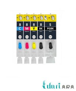 کارتریج قابل شارژ پرینتر کانن ip4200 - IP4500