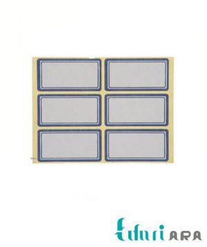 برچسب فوسکا بسته 100 عددی