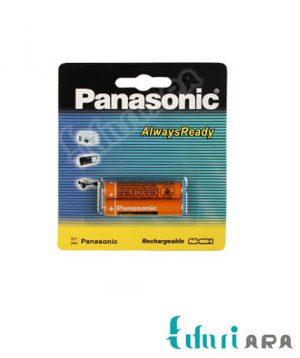 باتری نیم قلمی قابل شارژ پاناسونیک مدل 3MRT2BM-830 بسته 2 عددی