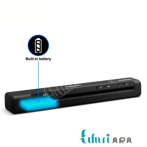 اسکنر قابل حمل اپسون مدل WorkForce ES-60W
