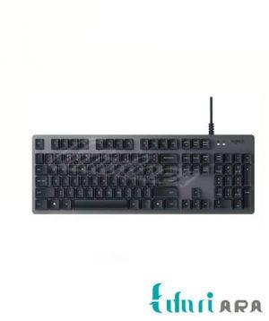 کیبورد مکانیکی Logitech K840 با کلید مکانیکی Romer G