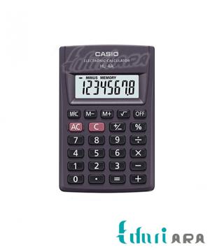 ماشین حساب HL-4A کاسیو